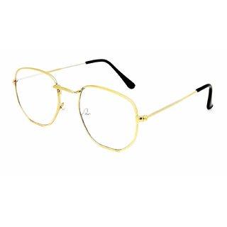 D Debonair Anti-Glare Unisex Eyeglasses Full Rim Spectacle Frame