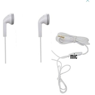 75%off 3.5mm Jack In-ear Handsfree 1 Headset Headphone With Mic For Smartphone