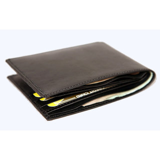 New Style Money Purse Mens Black or Brown  Wallet