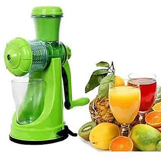 Tuzech Cold Press Super Healthy Fruit and Vegetable Juicer Quick Efficient Portable Power free