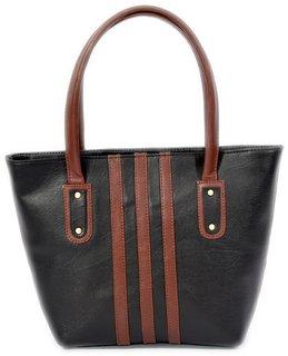 Brown Ladies Shoulder Bag