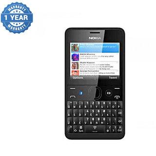 Buy Nokia Asha 210 Black Mobile Online Get 26 Off