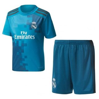 reputable site 04754 36ded real madrid jersey football with shorts