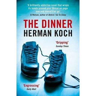 The Dinner Paperback Koch, Herman and Garrett, Sam