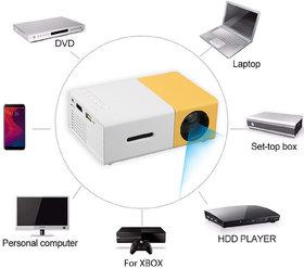 Callmate LED Mini 500 lumens White Projector