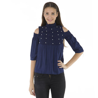 b36548aae2eaf Buy Women s Designer Top Online - Get 75% Off