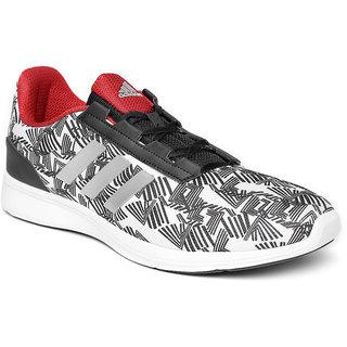 Adidas bi2983 Men Black And White Adi Pacer Elite 2 0 M Running Shoes