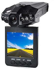 Spy Car Camera and DVR 2.5 Inch LCD Screen