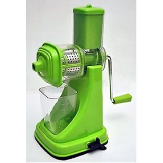 HOMEBASICS Premium Quality Hand Juicer for Vegetable and Fruits Manual Juicer
