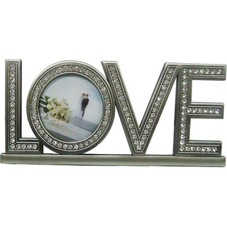 Buy Metal Photo Frame Gifts For Newly Married Couple And For Your