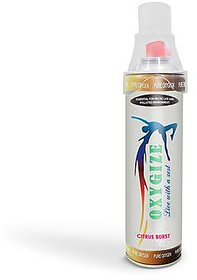 Concentrated Pure Oxygen (Citrus)