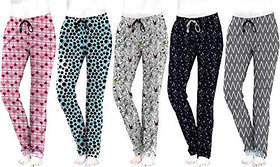 Ch Fashion Women Pajama Pack of 2 (Assorted Color)