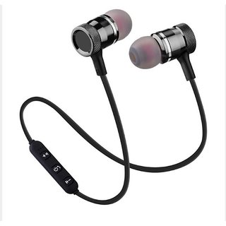 Vizio Wireless Magnetic Bluetooth Earphone with Mic
