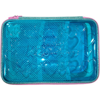Smily Kiddos Smily PVC Pencil Case (light Blue)