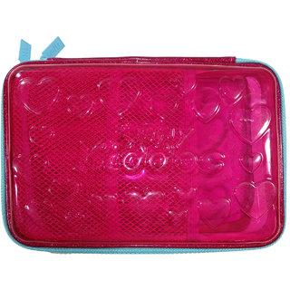 Smily Kiddos Smily PVC Pencil Case (Pink)