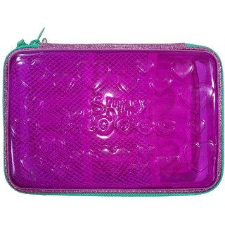 Smily Kiddos Smily PVC Pencil Case (Purple)