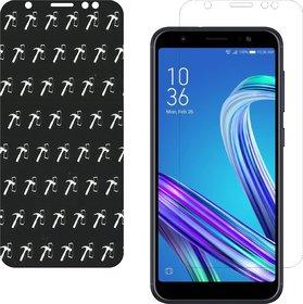 Asus Zenfone Max M1 Zb555Kl Gorilla Nano Screen Guard New Generation 5D, 7 LAYER, NON BREAKABLE GLASS