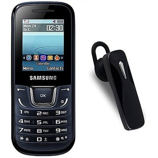 COMBO Samsung 1228 and Bluetooth Headset / Good Condition / 6 months Warranty