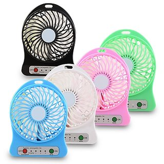 Vizio Mini USB Fan (Multicolor)
