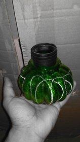 Hookah Glass Base for 12 inch kharbooza hookah