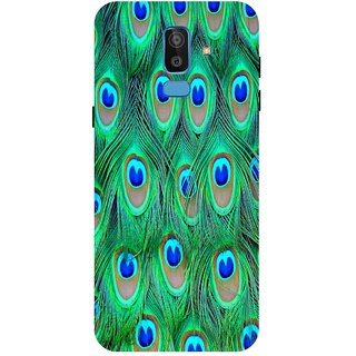 Back Cover for Samsung Galaxy On8 2018 (Multicolor,Flexible Case)