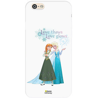 Disney Princess Frozen Official Licensed Hard Case Cover For LeTV LeEco Le 1s (Elsa Anna / Love Thaws)
