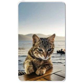Hamee Cat Pattern Designer 8000 MAh Power Bank Design 544