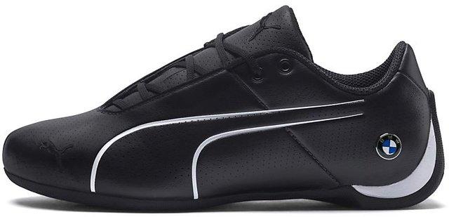 Black BMW MMS Future Cat Ultra Sneakers