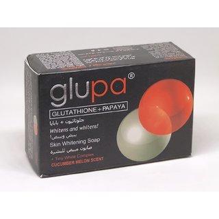 Glupa Gluta + Papaya Skin Whitens and Whitens Soap 135g