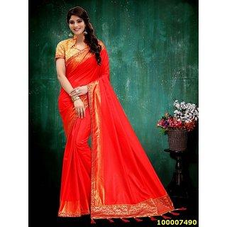 Red Colour Sarees