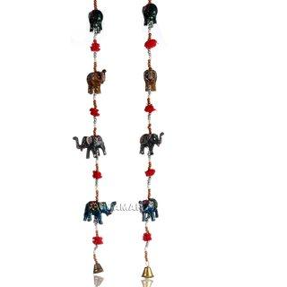 Wall Hanger Pair (Elephant hanger)