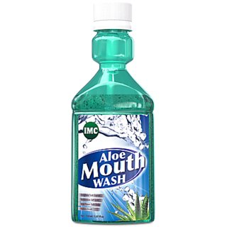 IMC Aloe Mouth Wash 150 ML