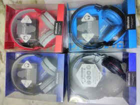 MS-881A/771A Wireless Bluetooth Headset with Mic (Mix Colours).