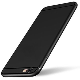 Vivo Y69 black back Cover Standard Quality