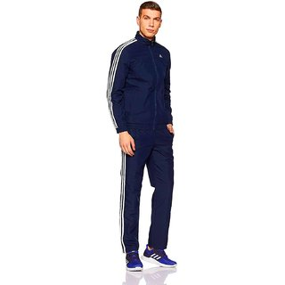 Adidas Navy Polyester Tracksuit