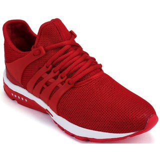 Clymb Mapro Red New Sports Running Shoes For Men's In Various Sizes