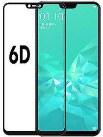 Vinimox 6d tempered glass for Oppo F5 (black)