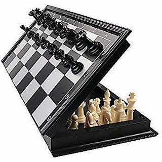 Strong Folding 100 Standard Materials and Smooth Surface Magnetic Chess Board