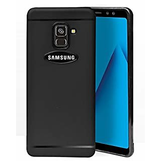 Samsung Galaxy J6 Black Cover Standard Quality