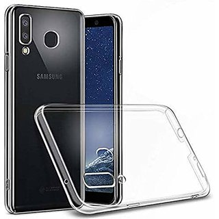 super popular 37f0a c1257 BACK COVER FOR Samsung Galaxy A8 Star ( SOFT TRANSPARENT)