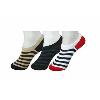 Sparkle High quality Pack of 3 Pair Lofer Socks