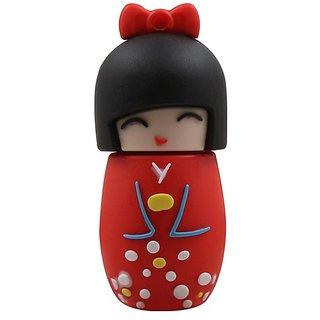 Pankreeti Pkt525 Japanese Doll Kimono Girl 32 Gb Pen Drive