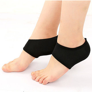 Thicken Cushion Ankle Foot Support Heel Pain Relief Dancing Foot Protector
