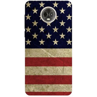 Back Cover for Motorola Moto E5 Plus (Multicolor,Flexible Case)