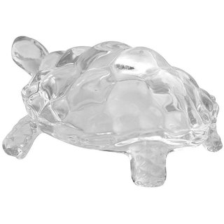 Gifts  Decor Crystal Clear Inditradition Chinese Feng Shui Tortoise Turtle, Crystal Glass  Turtle, Best Gift for Career
