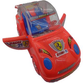 Zegpro Store Push and Go Friction Powered Stylish Racer Car for Kids