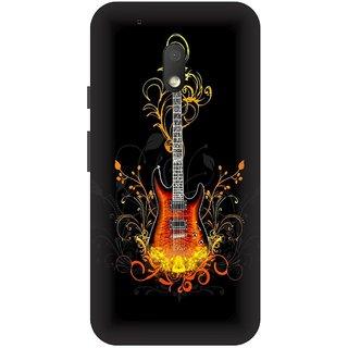 Back Cover for Motorola G4 Play (Multicolor,Flexible Case)