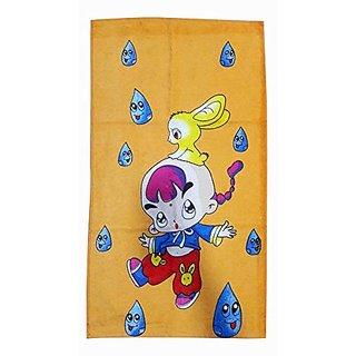 Sassoon Printed Multicolour Bath Towel-50X85CM (Pattern 8)