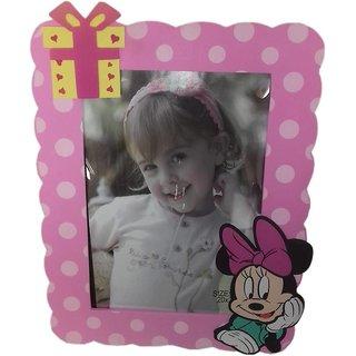 Kidoz Kingdom Mini Mouse Photo Frame