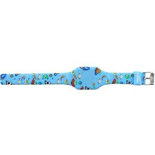 Smily Digital watch (Blue)